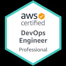 AWS DevOpsEngineer Professional 2020