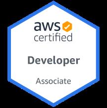 AWS Developer Associate 2020