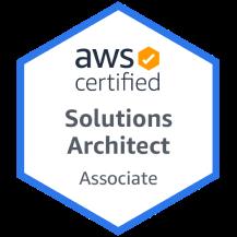 AWS SolArchitect Associate 2020