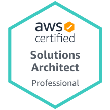 AWS SolArchitect Professional 2020