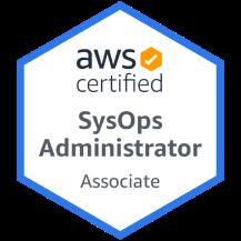AWS SysOpAdmin Associate 2020