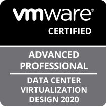 badge vmware advanced professional