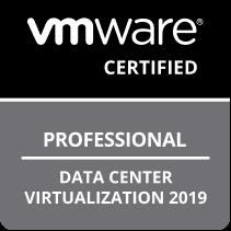 badge vmware professional