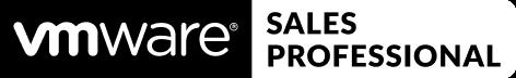 badge vmware sales professional